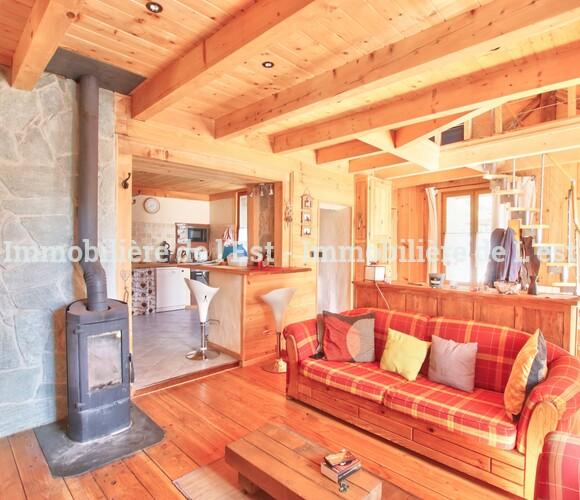 Vente Maison 3 pièces 73m² Bonvillaret (73220) - photo