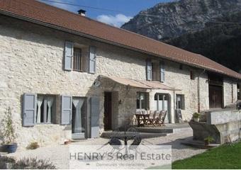 Vente Maison 8 pièces 250m² Saint-Julien-en-Vercors (26420) - photo