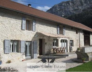 Sale House 8 rooms 250m² Saint-Julien-en-Vercors (26420) - photo