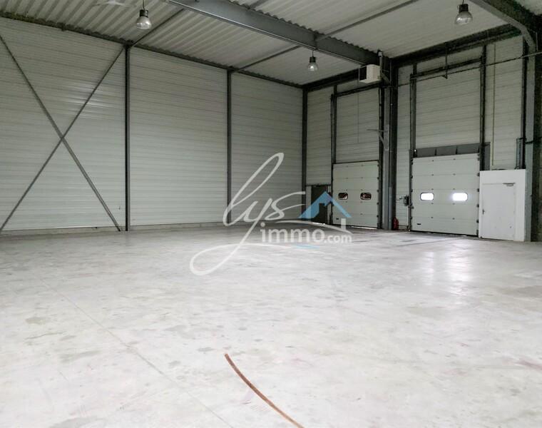 Location Local industriel 795m² Nieppe (59850) - photo