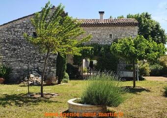 Vente Maison 9 pièces 230m² Saint-Marcel-lès-Sauzet (26740) - Photo 1