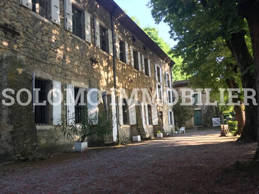 Vente Maison 13 pièces 430m² Loriol-sur-Drôme (26270) - photo