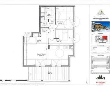 Vente Appartement 3 pièces 73m² Taninges (74440) - photo