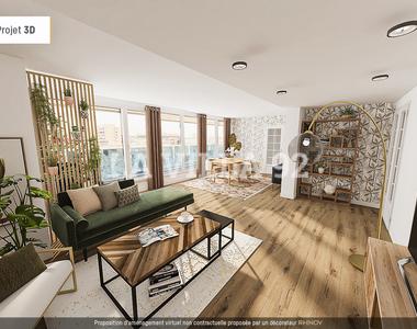 Vente Appartement 5 pièces 117m² Paris 19 (75019) - photo