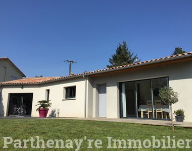 Vente Maison 5 pièces 152m² Parthenay (79200) - photo