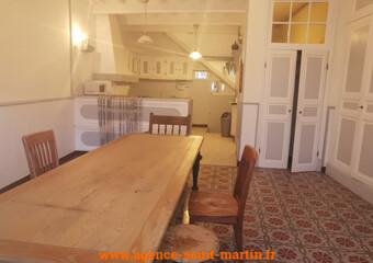Vente Maison 6 pièces 153m² Sauzet (26740) - Photo 1