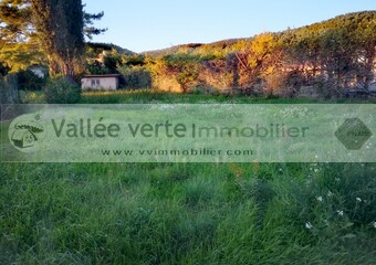 Vente Terrain 849m² Puget-Ville (83390) - Photo 1
