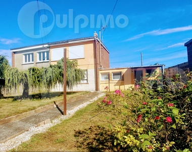 Vente Maison 7 pièces 110m² Loos-en-Gohelle (62750) - photo