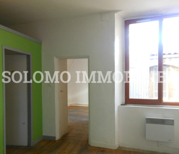 Vente Appartement 86m² CREST - photo