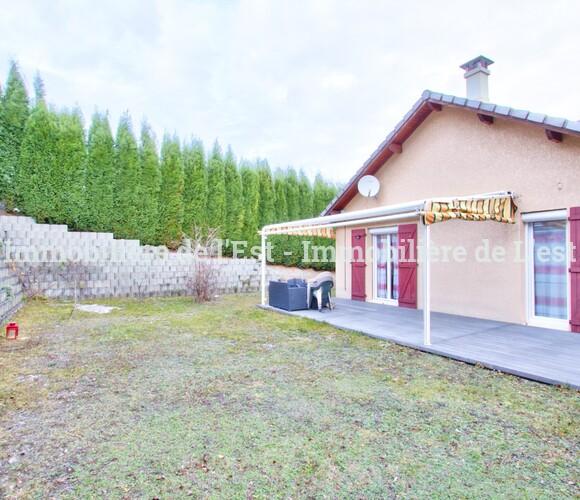 Vente Maison 4 pièces 89m² Villargondran (73300) - photo