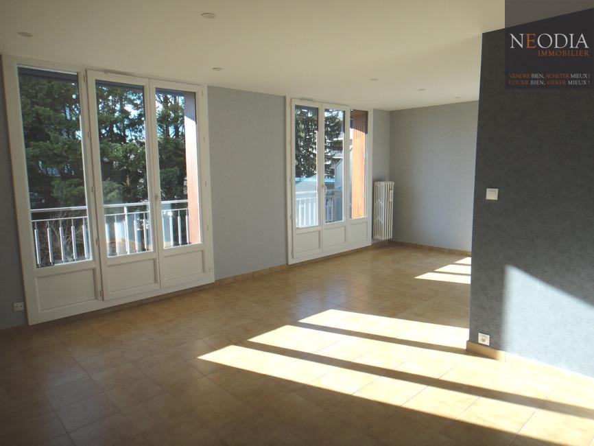 Location Appartement 4 pièces 66m² Saint-Martin-d'Hères (38400) - photo