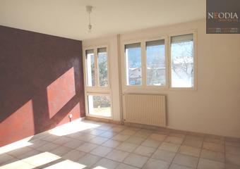 Vente Appartement 1 pièce 29m² Échirolles (38130) - Photo 1