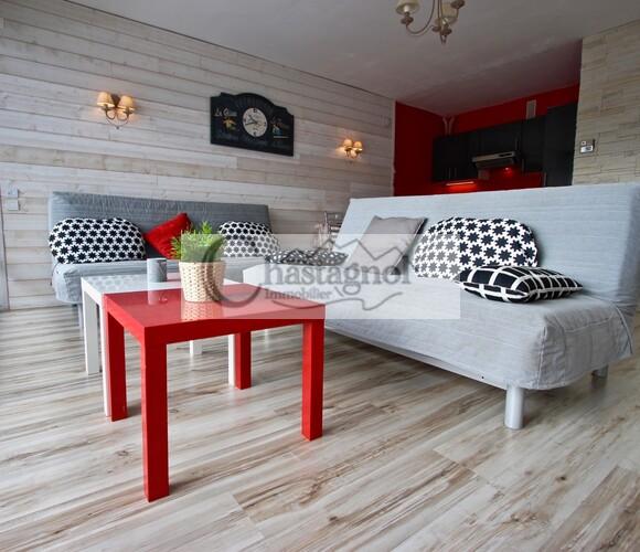 Vente Appartement 1 pièce 37m² Chamrousse (38410) - photo