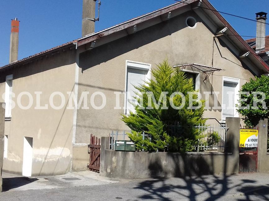 Vente Maison 3 pièces 72m² Livron-sur-Drôme (26250) - photo
