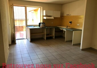 Location Appartement 3 pièces 63m² Saint-Jean-en-Royans (26190) - photo