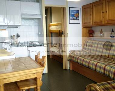 Vente Appartement 1 pièce 18m² Bellevaux (74470) - photo