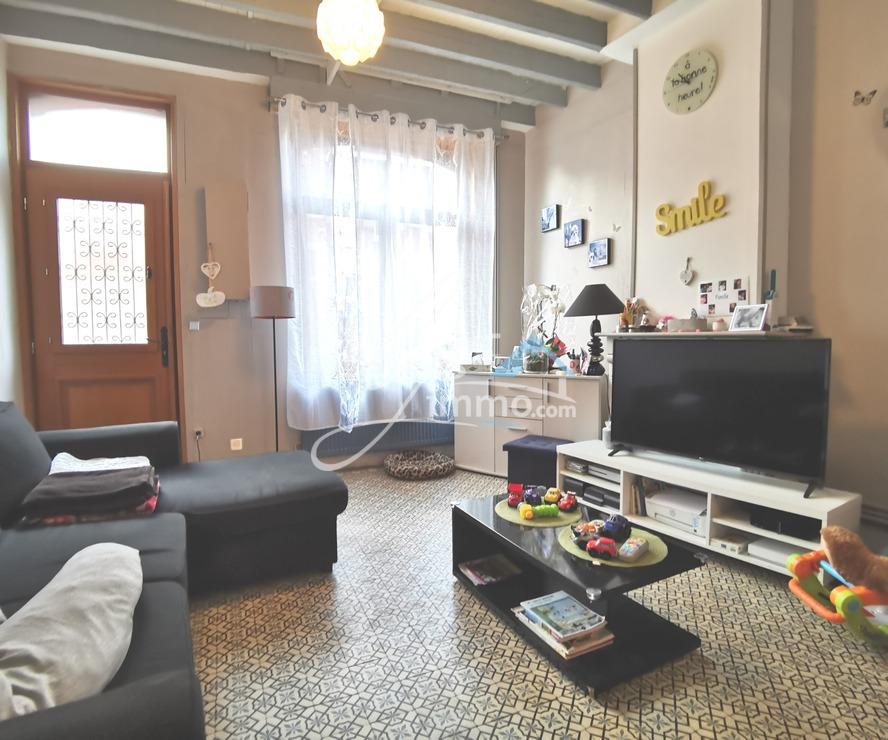 Vente Maison 3 pièces 83m² La Bassée (59480) - photo