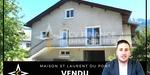 Vente Maison 6 pièces 125m² Saint-Laurent-du-Pont (38380) - Photo 1
