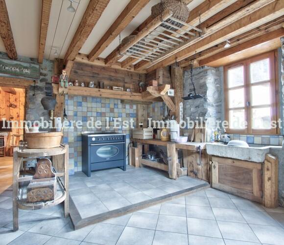 Vente Maison 10 pièces 220m² Seythenex (74210) - photo