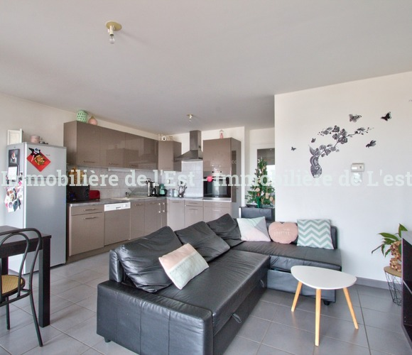 Vente Appartement 3 pièces 62m² Albertville (73200) - photo