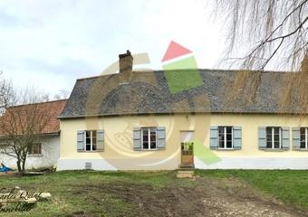 Vente Maison 5 pièces 110m² Campagne-lès-Hesdin (62870) - photo