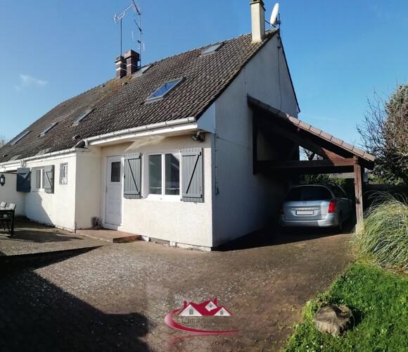 Vente Maison 6 pièces 110m² Houdan (78550) - photo