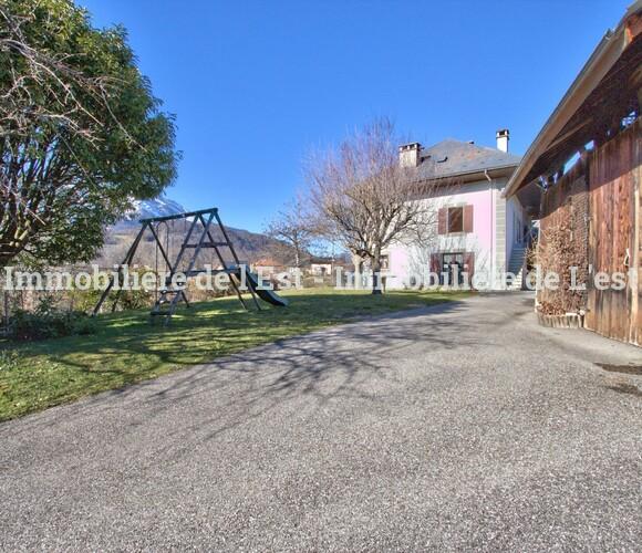 Vente Maison 5 pièces 120m² Albertville (73200) - photo