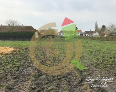 Sale Land 1 703m² Hesdin (62140) - photo