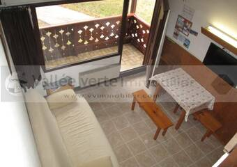 Vente Appartement 2 pièces 29m² Onnion (74490) - photo