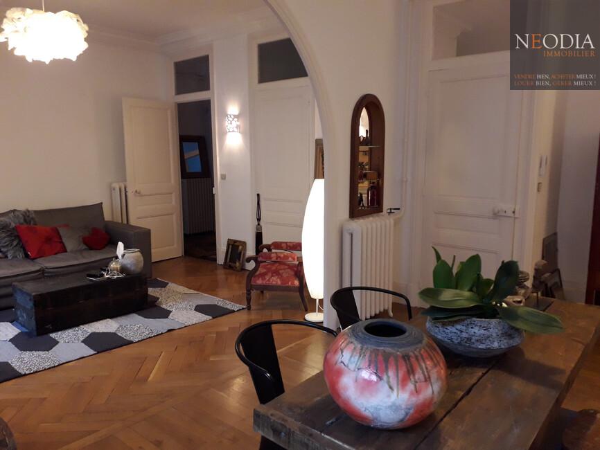Location Appartement 4 pièces 115m² Grenoble (38000) - photo