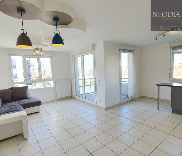 Vente Appartement 69m² Échirolles (38130) - photo