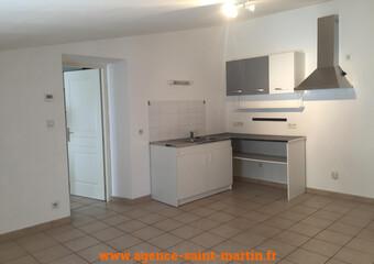 Location Appartement 2 pièces 35m² Meysse (07400) - Photo 1
