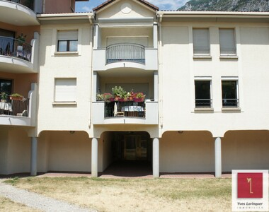 Location Appartement 2 pièces 45m² Fontanil-Cornillon (38120) - photo