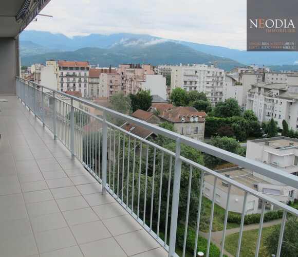Vente Appartement 106m² Grenoble (38000) - photo