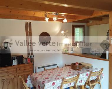 Vente Appartement 3 pièces 46m² Bellevaux (74470) - photo