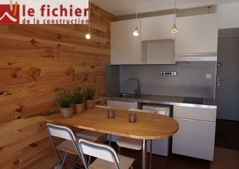 Location Appartement 1 pièce 21m² Saint-Nizier-du-Moucherotte (38250) - photo