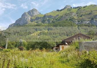 Vente Terrain 655m² Bellevaux (74470) - photo