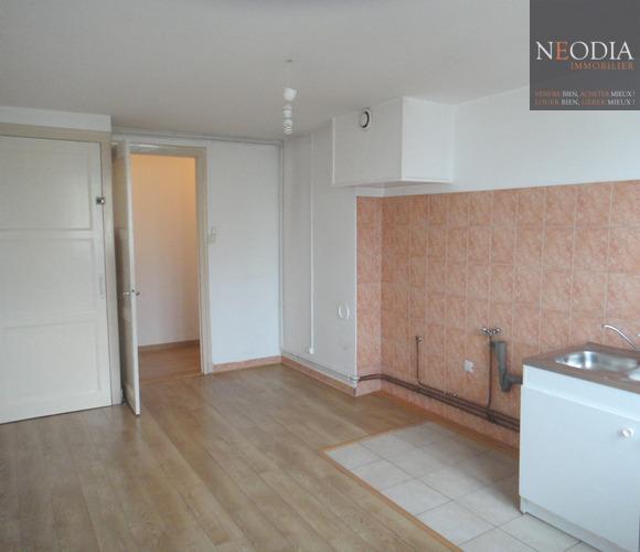 Location Appartement 62m² Échirolles (38130) - photo