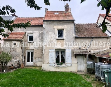 Vente Maison 4 pièces 80m² Saint-Soupplets (77165) - photo