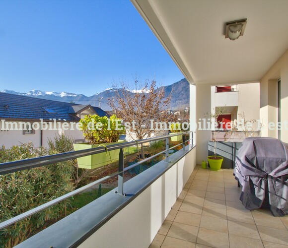 Vente Appartement 4 pièces 79m² Albertville (73200) - photo
