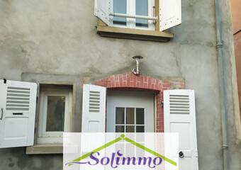 Location Maison 2 pièces 36m² Les Abrets (38490) - Photo 1