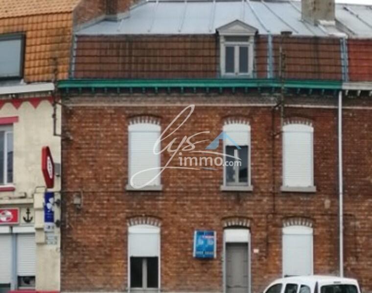 Vente Maison 6 pièces Merville (59660) - photo