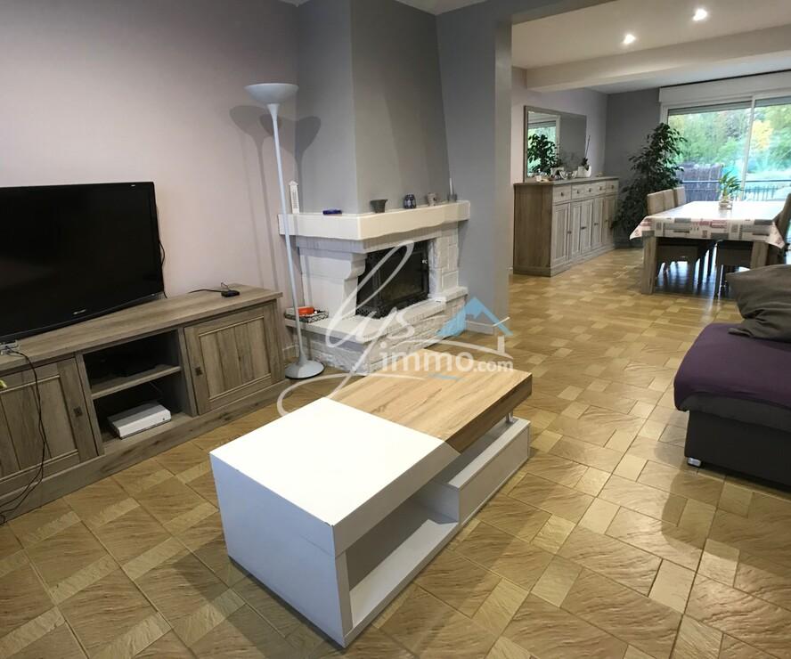Vente Maison 4 pièces 106m² Isbergues (62330) - photo