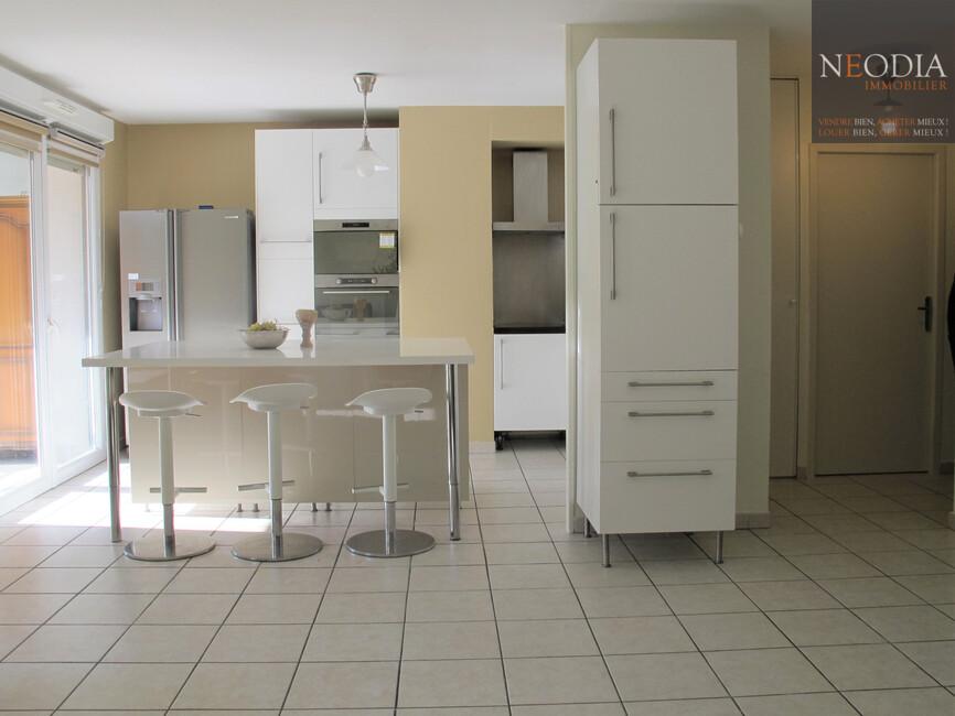 Vente Appartement 82m² Échirolles (38130) - photo