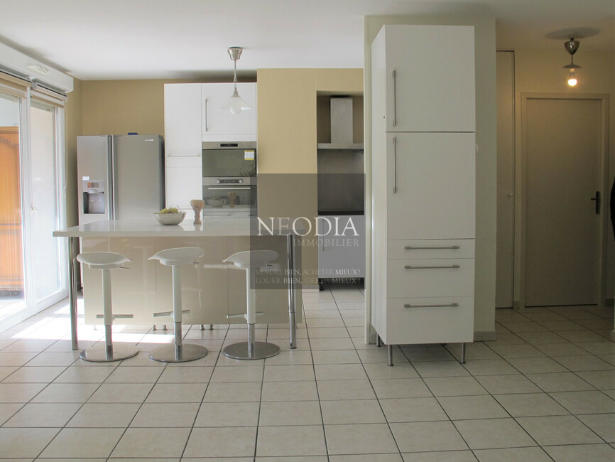 Vente Appartement 82m² Échirolles (38130) - photo