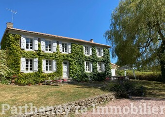 Vente Maison 6 pièces 140m² Parthenay (79200) - Photo 1