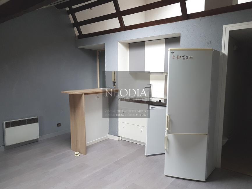 Vente Appartement 1 pièce 26m² Montbonnot-Saint-Martin (38330) - photo
