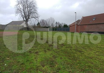 Vente Terrain 948m² Ostricourt (59162) - Photo 1