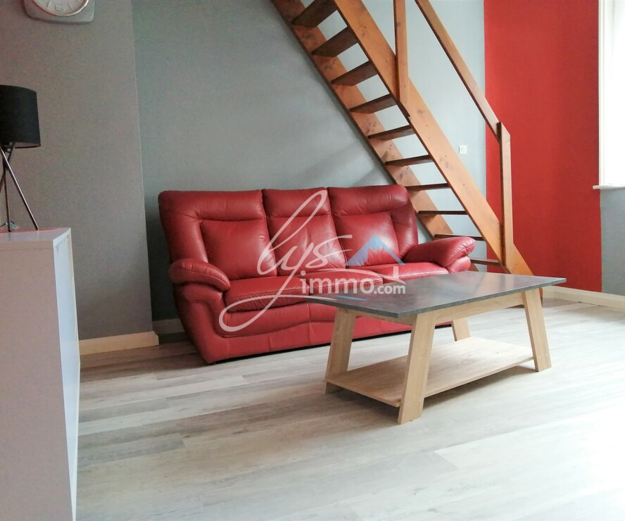 Location Appartement 38m² Bailleul (59270) - photo
