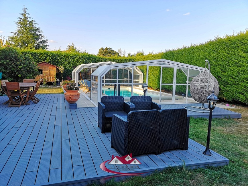 Sale House 6 rooms 110m² Boutigny-Prouais (28410) - photo